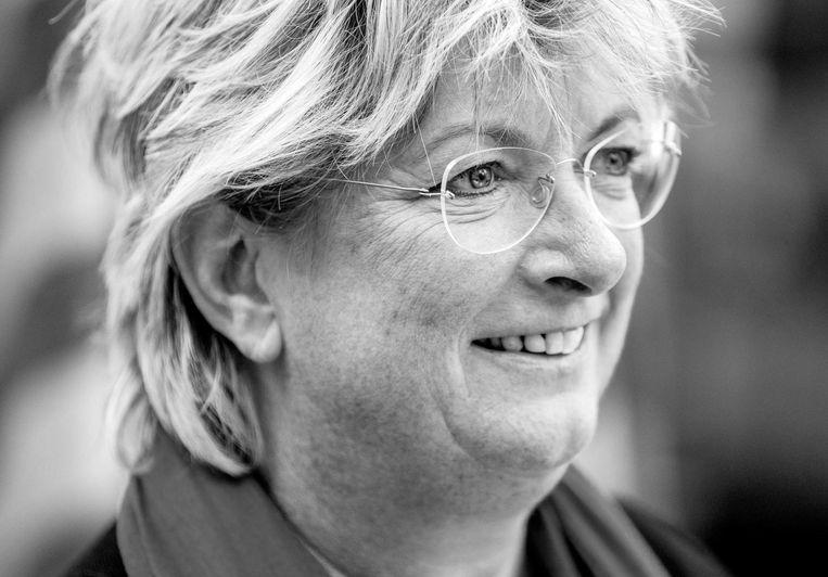 Tineke Ceelen is directeur van Stichting Vluchteling. Beeld Remko de Waal/ANP