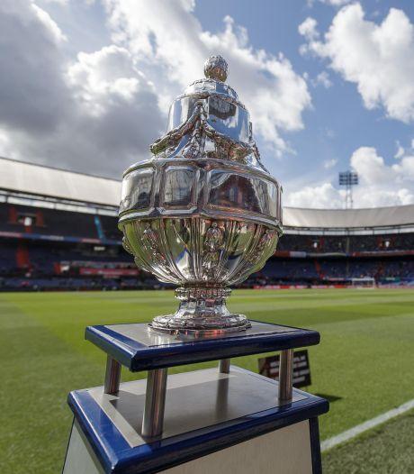 Amateurclubs dreigen uit KNVB-bekertoernooi te worden gezet