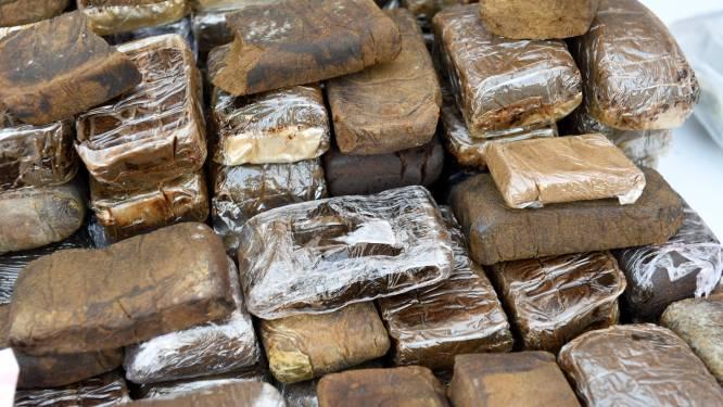 17 ton cannabis met straatwaarde van meer dan 30 miljoen euro in beslag genomen in Niger