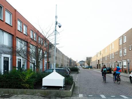 Camera's in Dordt hebben gezorgd voor een daling in overlast en criminaliteit