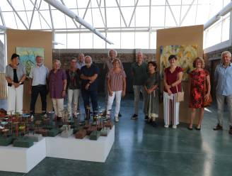 Kunstroute 'Kunst en natuur verweven in en rond Paddenbroek' toont werken van 14 Gooikse kunstenaars