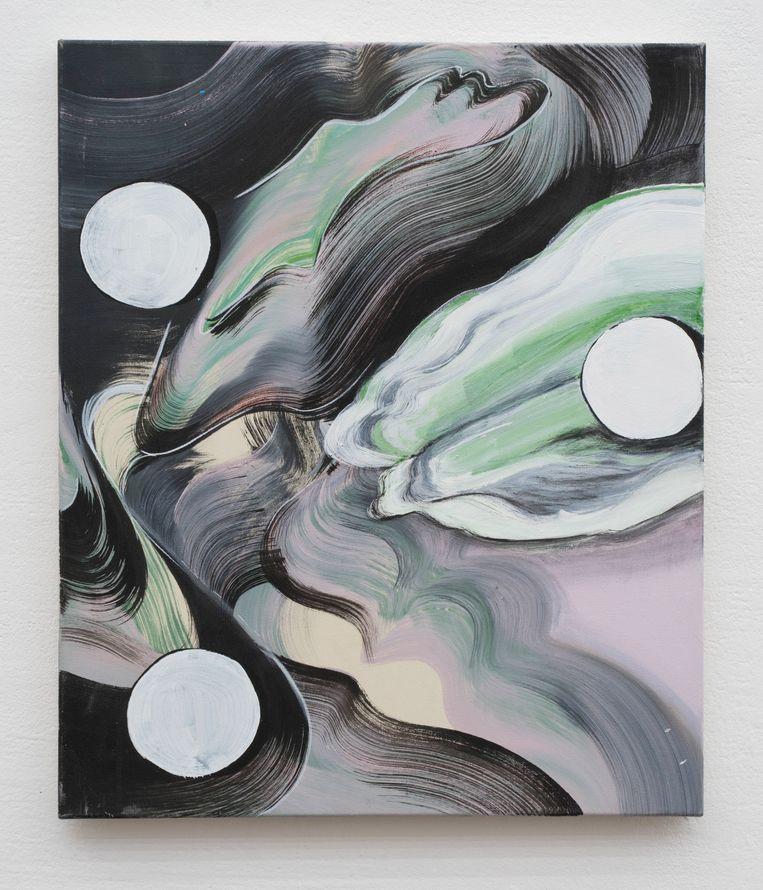 Janine van Oene, Oy (2020), Galerie Gerhard Hofland. Beeld GALLERY VIEWER