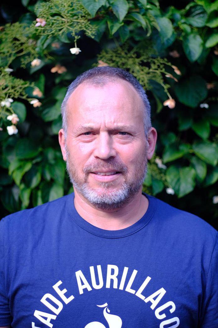 Sander Hadinegoro, trainer van Bredase Rugbyclub BRC