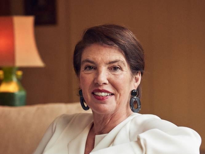 """Hilde Laga (64) is de machtigste vrouw op de Brusselse beurs: """"Waarom zouden moeders geen carrière mogen maken en vaders wel?"""""""