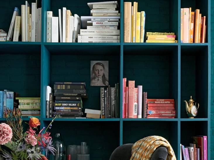 Op deze manieren betrek je de boekenkast bij het interieur