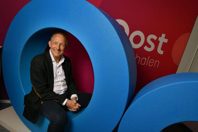 Marcel Oude Wesselink neemt afscheid van RTV Oost.