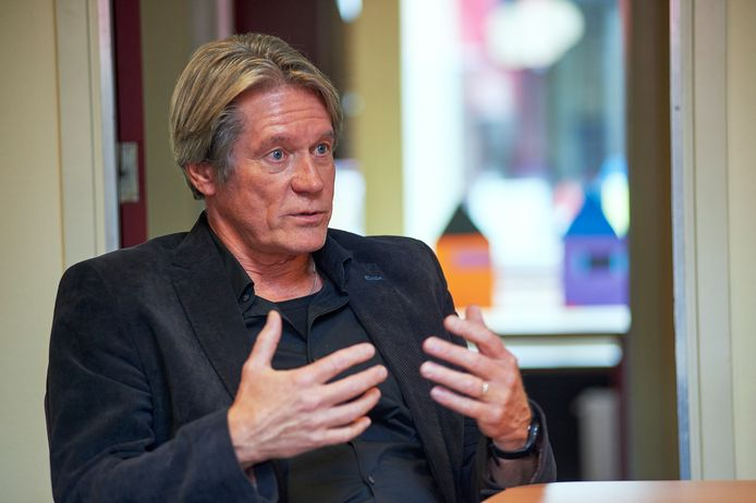 Directeur Peter Janssen vertelt over wat basisschool De Korenaer Is overkomen.