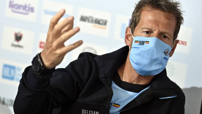 "Bondscoach Rik Verbrugghe ging WK-parcours in Imola verkennen: ""Een Wout of Greg in topdag nodig"""