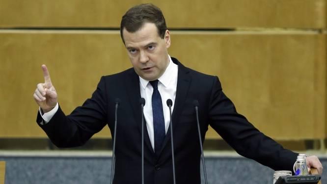 """Russische premier woest na dubbel ruimtevaartfiasco: """"Ze zullen dit uit eigen zak betalen"""""""