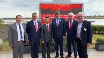 Chinees bedrijf bouwt logistiek centrum van 85 miljoen euro