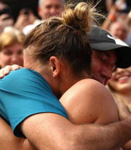 Simona Halep et son coach se séparent après six ans de collaboration