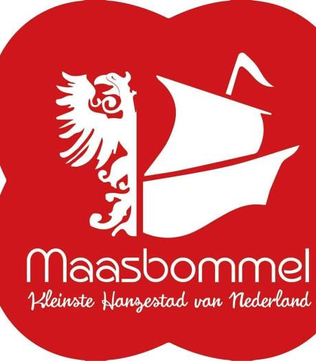 Maasbommelse kunstenaar maakt  'Hanzelogo'