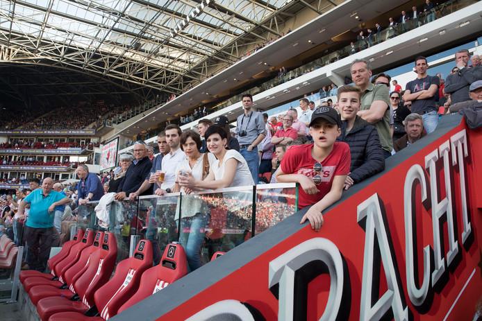 Roken is vanaf 1 juli 2019 ook verboden in het Philips Stadion.