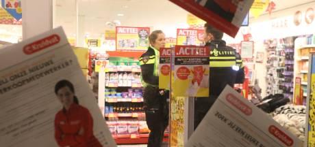 Gewapende overval op Kruidvat in Rosmalen, onbekend geldbedrag buitgemaakt