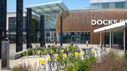 Docks verwelkomt vijf nieuwe winkelmerken
