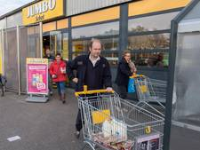 Jumbo Nieuwerkerk gaat thuis bezorgen
