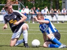 Degradatie Quick'20 uit Oldenzaal na gelijkspel