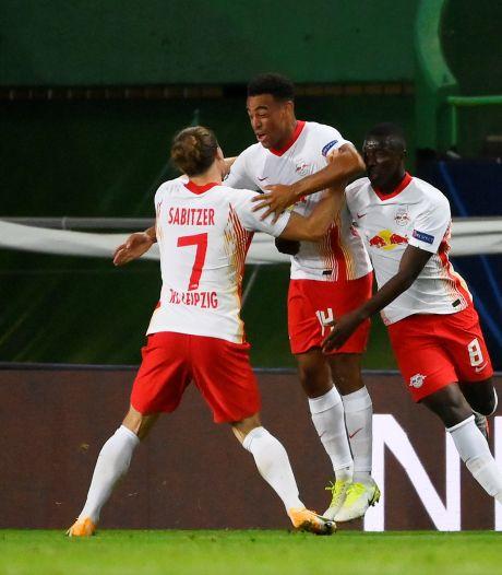RB Leipzig zet internationale opmars voort