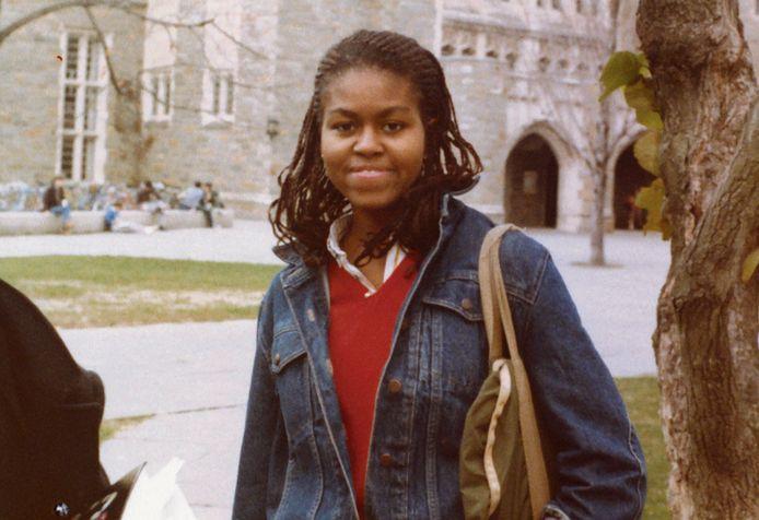 Ook Michelle Obama studeerde aan de universiteit van Princeton.