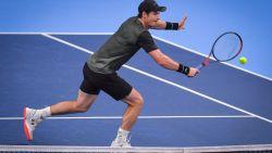 """Murray speelt straks finale tegen Wawrinka: """"Eigenlijk zijn mijn heupproblemen begonnen na een vijfsetter tegen hem"""""""