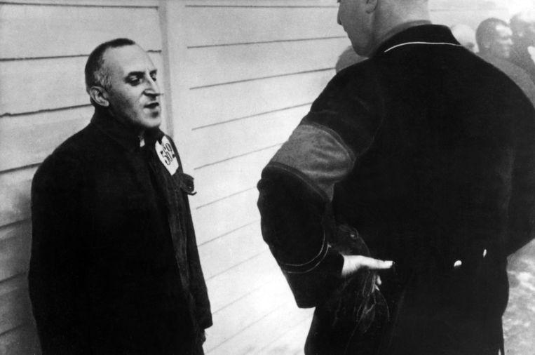 Carl von Ossietzky (1889-1938)  Beeld ullstein bild via Getty Images