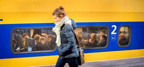 Geen treinverkeer van Tilburg naar Den Bosch en Eindhoven