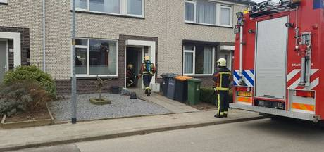 Gaslek in woning in Brummen
