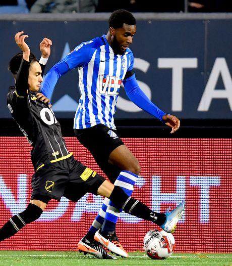 Moses Makasi na FC Eindhoven aan de slag op tweede niveau in Zweden