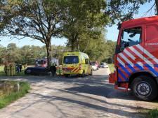 Ernstig ongeval in Boekelo, traumahelikopter ingezet