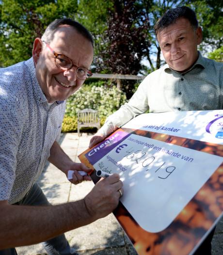Samenloop voor Hoop Tubbergen: kassa rinkelt aan één stuk door