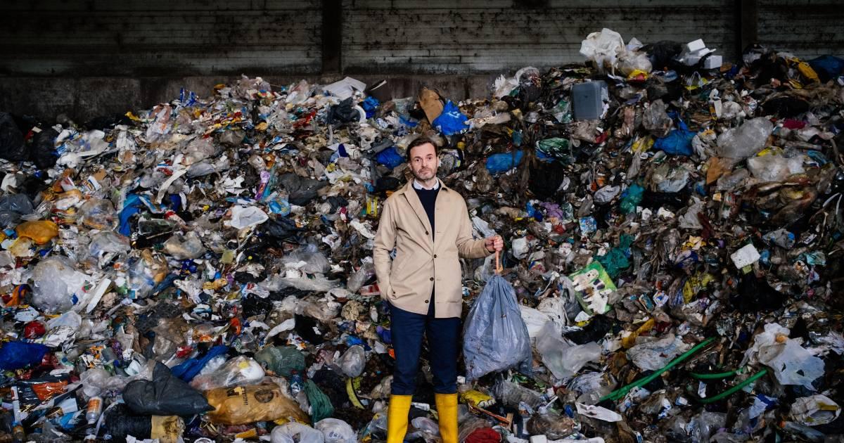 Teun van de Keuken dook in het afval: 'Bedrijven doen alsof ze milieuorganisaties zijn' - AD.nl