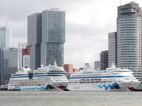 Dit jaar meer duidelijkheid over toekomst cruiseterminal op Wilhelminapier