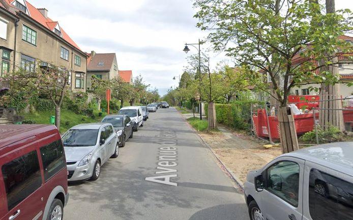 L'avenue du Geai, dans le quartier des Trois Tilleuls à Boitsfort.
