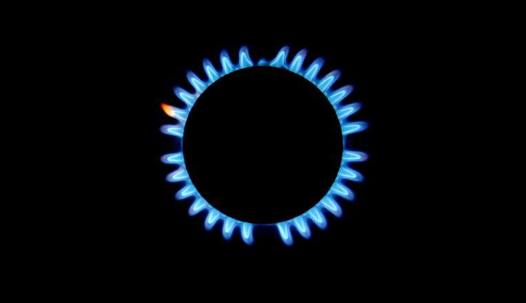 Dit bekende beeld van het gasfornuis verdwijnt, als het aan de gemeente Amsterdam ligt. Beeld Getty Images