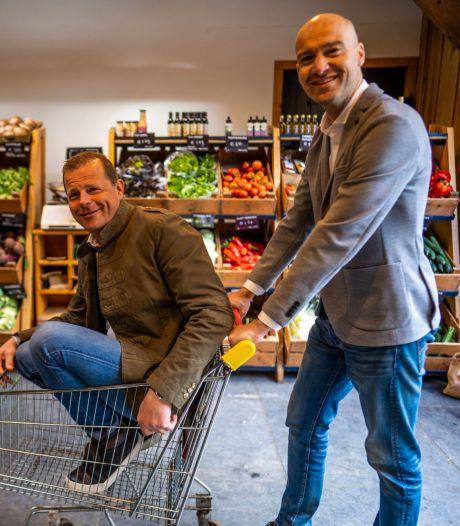 Stroopwafels uit Baarn, wijn uit Soest en vis uit Bunschoten: deze ondernemers brengen het bij je thuis