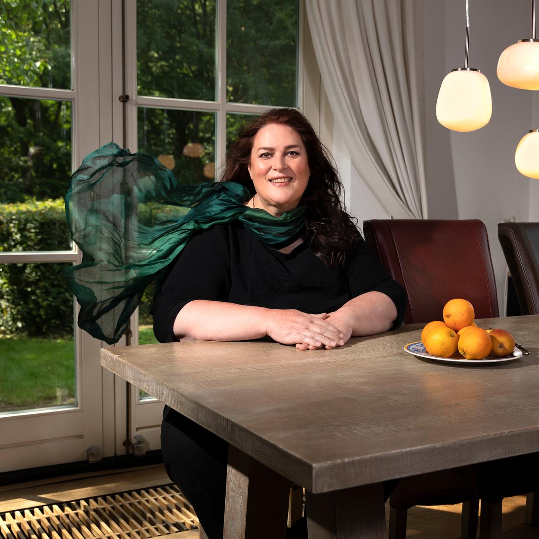 Miriam van der Have Beeld Harmen Meinsma, visagie Ed Tijsen