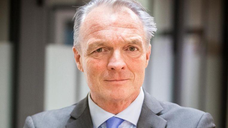 Ex-kinderombudsman Marc Dullaert. Beeld anp