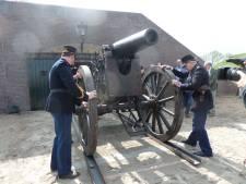 Geheel gerestaureerd Fort Giessen mag weer gezien worden
