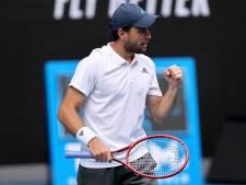 Aslan Karatsev ne s'arrête plus: le Russe remporte le premier tournoi ATP de sa carrière