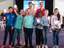 Zwolse en Kampense school winnaars Shell-'bright ideas challenge'