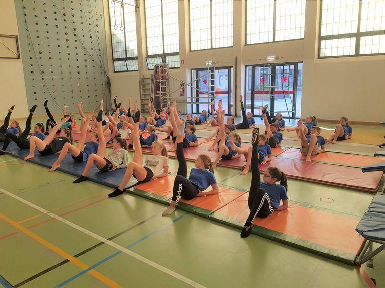 Ondertussen telt de gymclub al 400 leden, waardoor de vereniging moet uitbreiden.