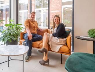 """Sam en Silvia zorgen voor Bedrijvigheid in Aalst: """"Een netwerkorganisatie met een hoek af"""""""