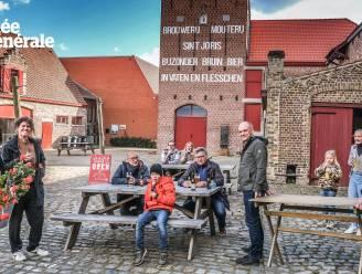 """Ook Kinderbrouwerij opent opnieuw haar terras: """"We hopen op een mooie zomer"""""""