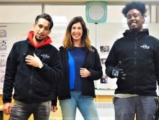Intensief taalbad in Kringloopwinkel effent weg naar job