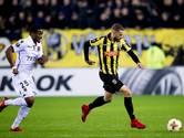 Castaignos bezorgt Vitesse op de valreep toch Europese zege