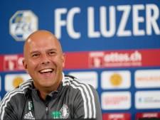 Slot ziet dat het met Feyenoord nog niet fantastisch gaat: 'Maar eigenlijk ben ik daar blij om'