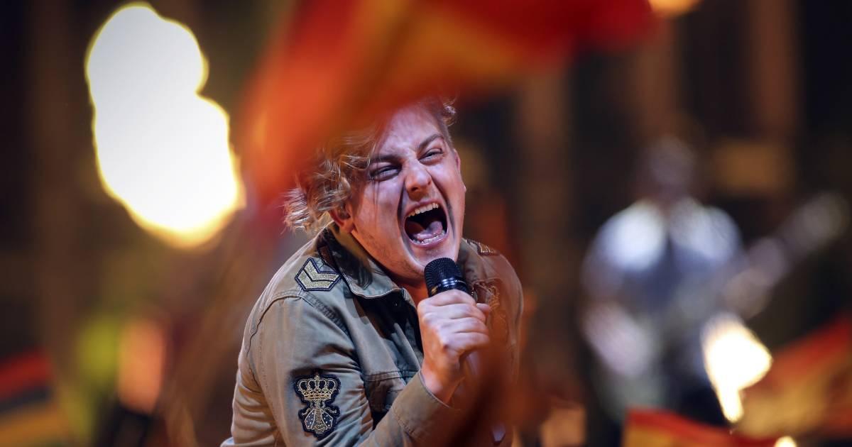 Hongaarse songfestivalzanger Örs Siklósi (29) overleden | Show - AD.nl