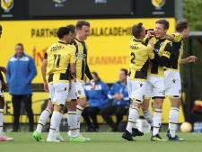 Jong Vitesse stapt uit voetbalpiramide