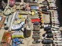 Een verzameling geïmproviseerde explosieven, soms verbazingwekkend knap knutselwerk en dodelijk effectief.