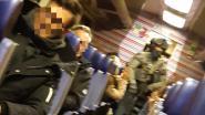 """Gezochte man gearresteerd op station Eindhoven: """"Iedereen in de coupé moest zijn handen omhoog doen"""""""